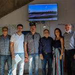 O ante projeto para nova casa do Leão foi apresentado.