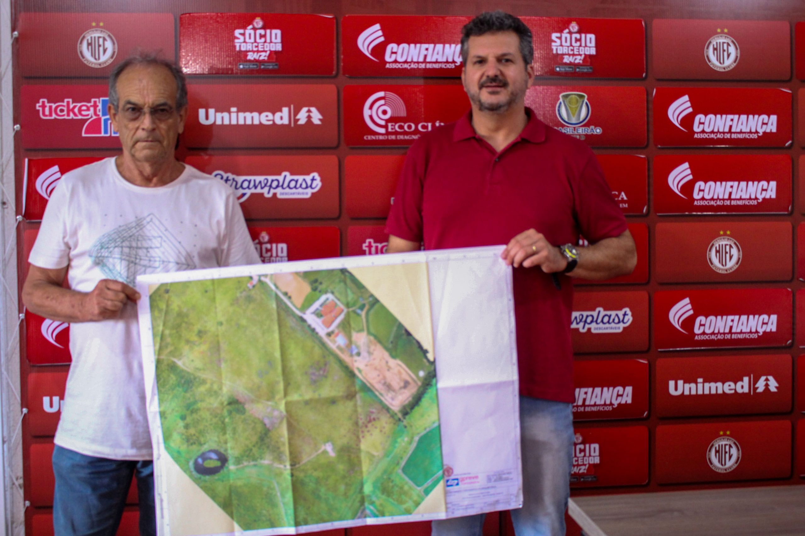 Mais um passo foi dado para a construção do novo estádio
